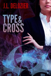 Type and Cross, J.L. Delozier