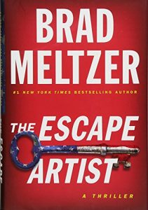 The Escape Artist, Brad Meltzer