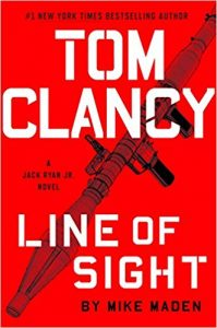 Tom Clancy Line of Sight, Mark Maden
