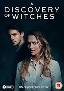 Discovery of Witches DVD