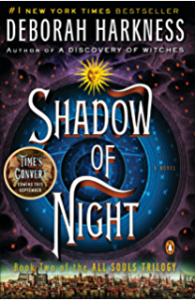 Shadow Of the Night, Deborah Harkness