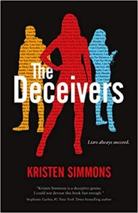 The Deceivers, Kristen Simmons