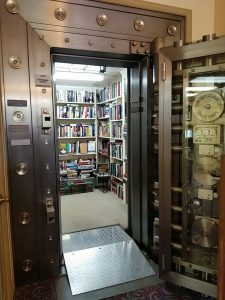 Vault Room, Forefathers Book Shop