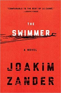 The Swimmer, Joakim Zander