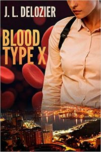Blood Type X, J.L. Delozier