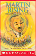 Martin Rising: Requiem For a King, Andrea Davis Pinkney