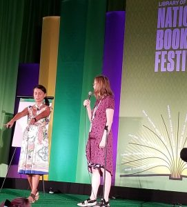 2019 National Book Festival Shannon Hale and LeUyen Pham