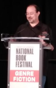 2019 National Book Festival Jon Scalzi