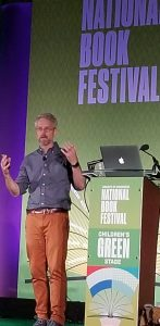 2019 National Book Festival Brian Floca