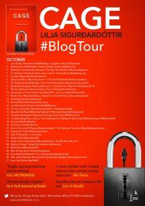 cage blog tour