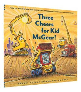 Three Chears for Kid McGear
