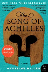 Book Review: The Song of Achilles, Madeline Miller