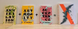 Annihilation, Authority, Acceptance, The Southern Reach Trilogy, Jeff Vandermeer