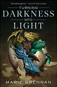 Turning darkness into light, Marie Brennan