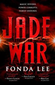 Jade War, Fonda Lee
