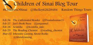 Children of sinai poster
