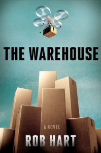 the warehouse, rob hart