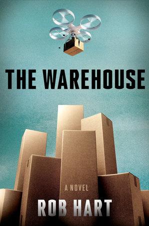 the warehouse, rob hart