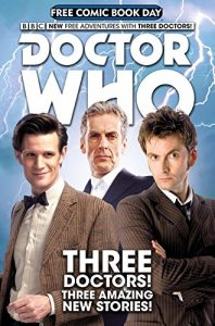 doctor who three doctors comic
