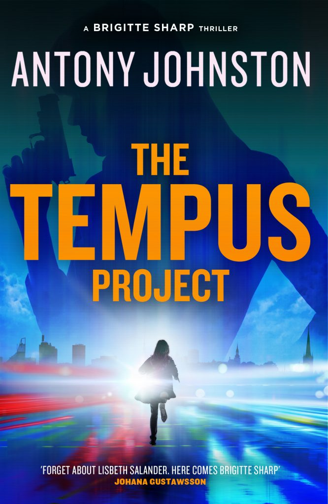 The Tempus Project, Antony Johnston