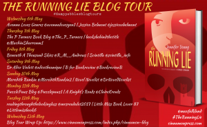running lie banner