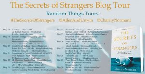 poster The Secrets of Strangers, Charity Norman