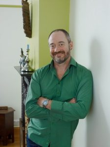 Chris Chalmers Author pic