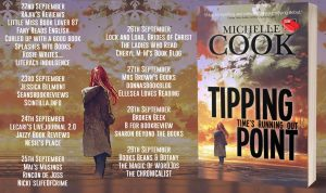 banner Book Review: Tipping Point, Michelle Cook