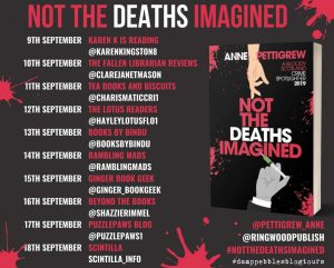 poster not the death i imagined