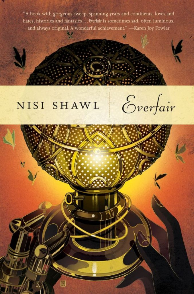 Everfair, Nisi Shawl