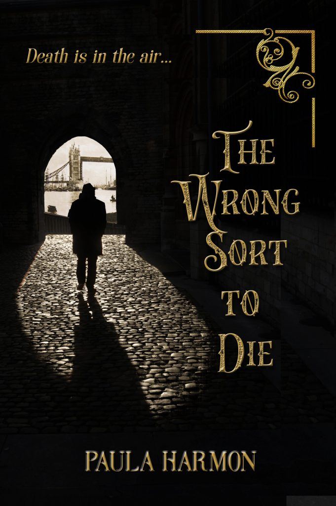 The Wrong Sort to Die, Paula Harmon