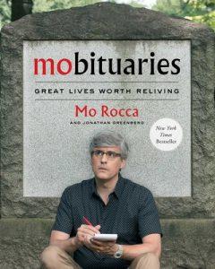 Mobituaries, Mo Rocca and Jonathan Greenberg