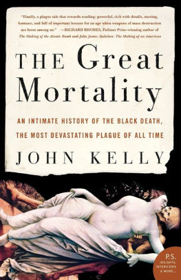 The Great Mortality, John Kelly