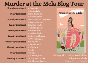 Murder at the Mela, Leela Soma