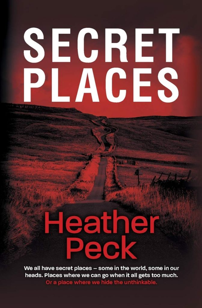 Secret Places Front Cover