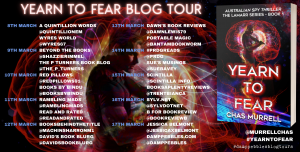 Yearn to Fear banner