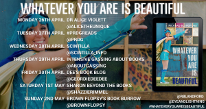 Whatever You Are is Beautiful banner
