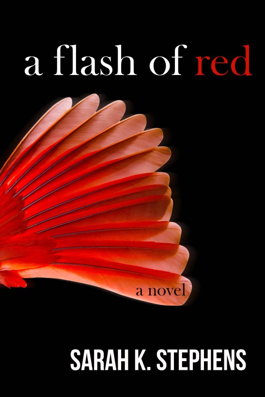 A Flash of Red, Sarah K. Stephens