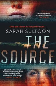 The Source, Sarah Sultoon