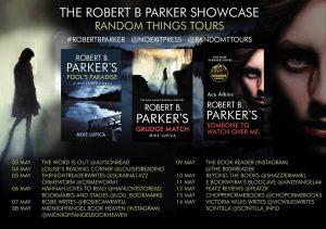 Robert B Parker 2021 BT Poster