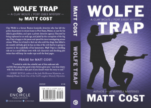 Wolfe Trap front and back cover