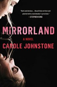 Book Review: Mirrorland, Carole Johnstone