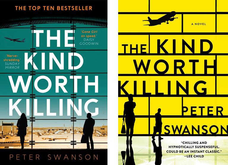 The Kind Worth Killing, Peter Swanson