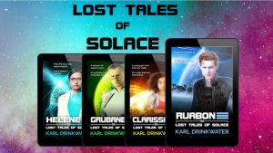 Lost Tales of Solace