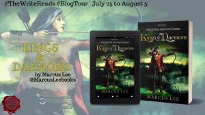 Kings and Daemons, The Gifted and the Cursed Trilogy Book 1, Marcus Le