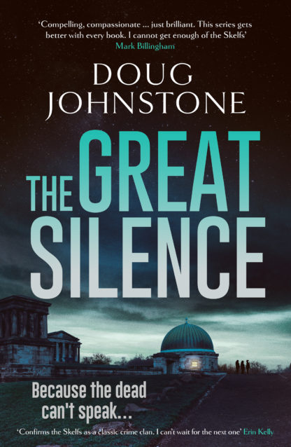 The Great Silence,Doug Johnstone