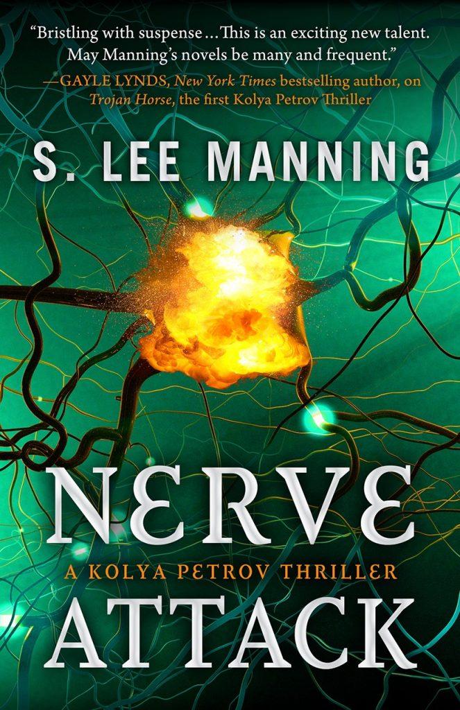 Nerve Attack Cover