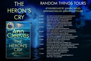 The Heron's Cry BT Poster