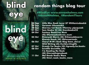 Blind Eye BT Poster