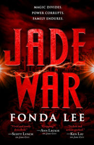 Jade War, Fonda Lee